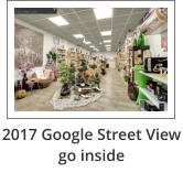 2017 Google Street View go inside